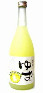 梅乃宿ゆず酒8度720ml