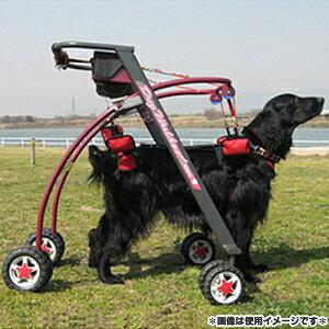 【送料無料】R.beeva 大型犬用 リハビリ用歩行補助具 HappyDog ドッグウォーカー セット 【発注後のキャンセル・返品不可】【楽フェス_ポイント10倍】