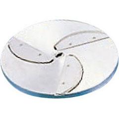 供供中部公司業務使用的PRO CHEF烹調機蔬菜切片機小切片機SS-250C專用的可選擇的薄片使用的切片圓盤3張刃SS-3B