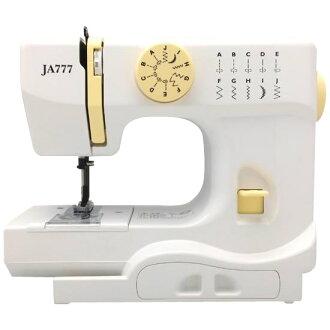 車樂美車樂美縫紉機緊湊型電動縫紉機 JA777