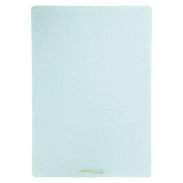 (まとめ買い)共栄プラスチック 硬筆用ソフト透明下敷(A4判) NO.1304 00070715 〔10枚セット〕