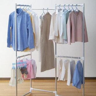 [奥克斯鋁折疊曬衣架W51]能根據空白自在地更換形狀以及角度的曬衣架!!/衣架、曬衣架