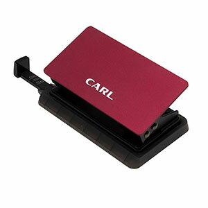 卡尔办公设备在日本日本先生取得冲床红色 MRP-10-R 00317336 [买 3 件。