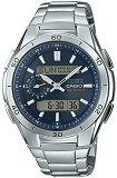 【送料無料】[カシオ]CASIO 腕時計 wave ceptor 世界6局対応電波ソーラー WVA-M650D-2AJF メンズ