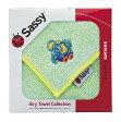 〔ギフト〕Sassy(ライセンス) ミニタオル/ブルー/箱入り NZSA5452【代引不可】