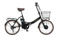 【送料無料】Raychell(レイチェル) 20インチ 電動自転車 FB-206R-EA 6段変速 グリップシフト フロントLEDライトブラック [メーカー保証1年]...【】 メーカー:Raychell(レイチェル)、品番:33786