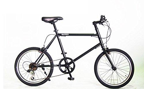 【送料無料】RAYSUSレイサス 自転車 20インチ RY-206KTN-H-MBK...