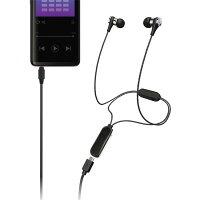 Bluetooth ネックループ型 ワイヤレスイヤホン BTN-Y3500BK【代引不可】