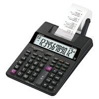 【送料無料】カシオプリンター電卓HR-170RC-BK〔まとめ買い×2セット〕