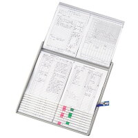 【送料無料】リヒトラブカラーカードインデックスA4ピンクHC112C-4
