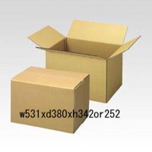 山田紙器 段ボールケース 30枚入 B3 00062094【北海道・沖縄・離島配送不可】