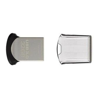 SanDisk USB 3.0快閃記憶體32GB Ultra Fit海外組件SDCZ43-032G-GAM46