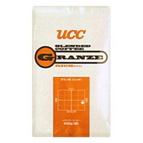UCC上島珈琲 UCCグランゼリッチ(豆)AP500g 12袋入り UCC301204000【代引不可】:フジックス