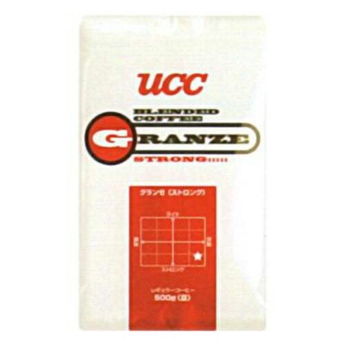UCC上島珈琲 UCCグランゼストロング(豆)AP500g 12袋入り UCC301205000【代引不可】:フジックス
