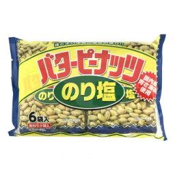 タクマ食品 バターピーナッツ のり塩味 16×4個入 【北海道・沖縄・離島配送不可】