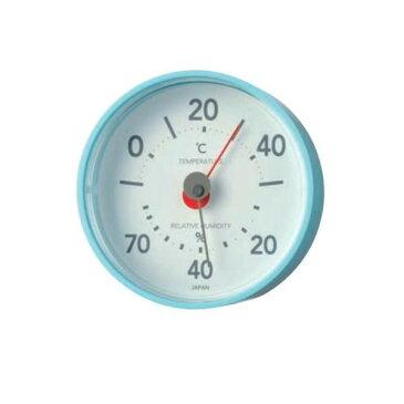 EMPEX(エンペックス気象計) プレーン温・湿度計 エアブルー TM-7816 【代引不可】