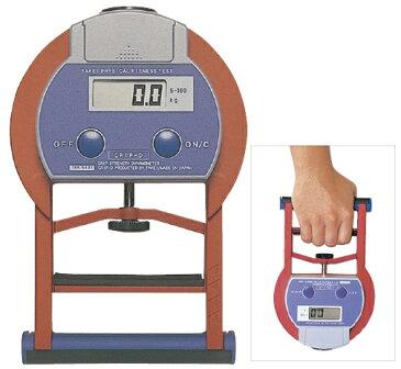 【送料無料】竹井機器工業 デジタル握力計 T.K.K.5401【代引不可】