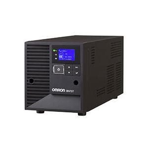 オムロン LCD搭載タワー型ラインインタラクティブ UPS 750VA/680W BN75T 1台【代引不可】【北海道・沖縄・離島配送不可】