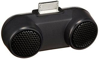羅技 (羅技) 為隨身聽專用的揚聲器緊湊黑 LDS-WMP500BK