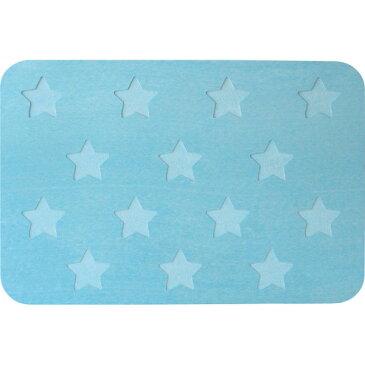 珪藻土バスマット Star 海 GN-050-UM