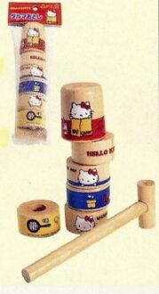 佛法池田工業 Hello Kitty 地獄 (木頭) [買 12 件] 007306980 達摩大年