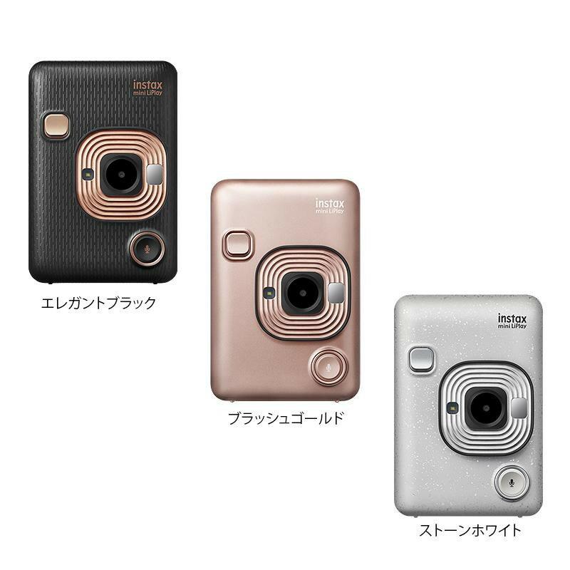 フィルムカメラ, インスタントカメラ  instax mini LiPlay 1P(10)