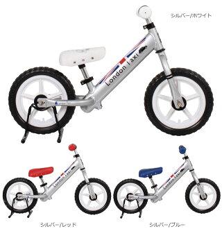 JEFFRYS (傑佛瑞斯) 倫敦計程車踢自行車鋁制 12 寸腿賽艇自行車踏板沒有自行車平衡自行車