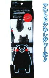 熊MON小型zabuton 30*40cm日本製造japan[大量購買10個安排]35-264 KUMAMON]