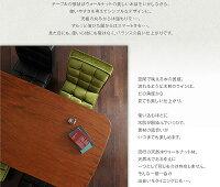 【送料無料】ソファ&ダイニングセット【DARNEY】ダーニーテーブル単品(W90cm)ウォールナット【】【10P01Mar15】