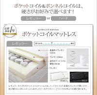 【送料無料】モダンデザイン・高級レザー・大型ベッド【Strom】シュトローム【ポケットコイルマットレス:レギュラー付き】クイーンフレーム:ホワイト