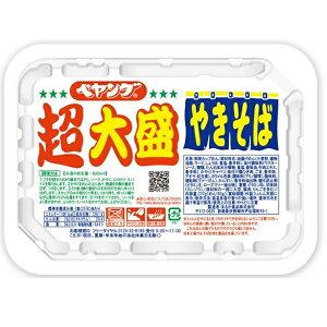 ペヤング ソースやきそば超大盛 12個×1ケース【クレジット決済のみ】(MS)