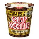日清 カップヌードル リッチ 松茸薫る濃厚きのこクリーム (1ケース12個) (KT)【クレジット決済のみ】