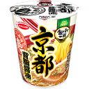 エースコック 飲み干す一杯 京都 背脂醤油ラーメン 68g×12個入り (1ケース) (KT)