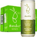 【送料無料】バロークス スパークリングワイン缶 白250ml×24本(1ケース) ※沖縄離島不可 缶ワイン デイリーワイン 泡
