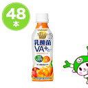 カゴメ 野菜生活100 乳酸菌VA+ まろやかみかんミックス 265g×48本 送料無料