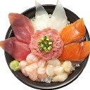 【送料無料】海の玉手箱 自宅で簡単 豪華 6種の海鮮丼 7人前※沖縄・離島不可