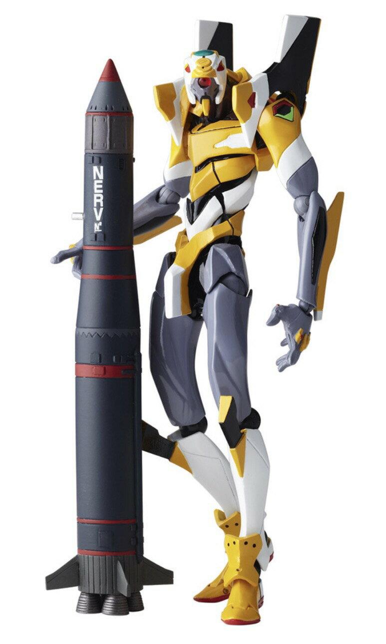 コレクション, フィギュア  (kaiyodo) EVANGELION EVOLUTION EV-010S ()140mm ABSPVC