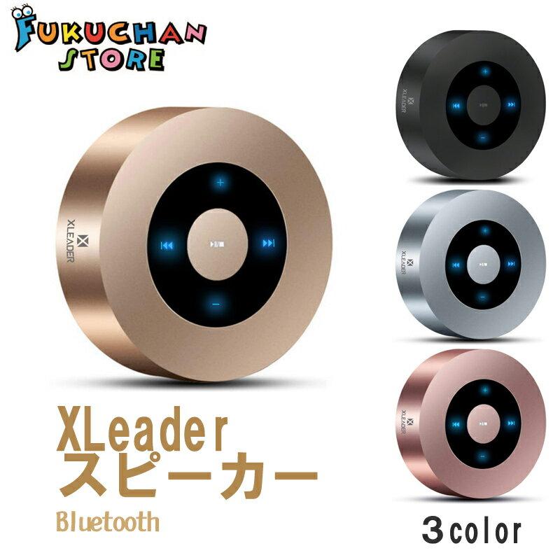 オーディオ, スピーカー Bluetooth XLeader xleader Bluetooth 4.2 LED FO12