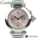 ◆ 168000 円 → 158000 円 ◆【Cartier/カルティエ】ミスパシャ ウォッチ ピ ...