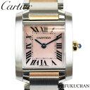 ◆ 268000 円 → 238000 円 ◆【Cartier/カルティエ】タンクフランセーズSM  ...