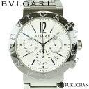 ◆ 298000 円 → 268000 円 ◆【BVLGARI/ブルガリ】ブルガリブルガリ クロノグ ...