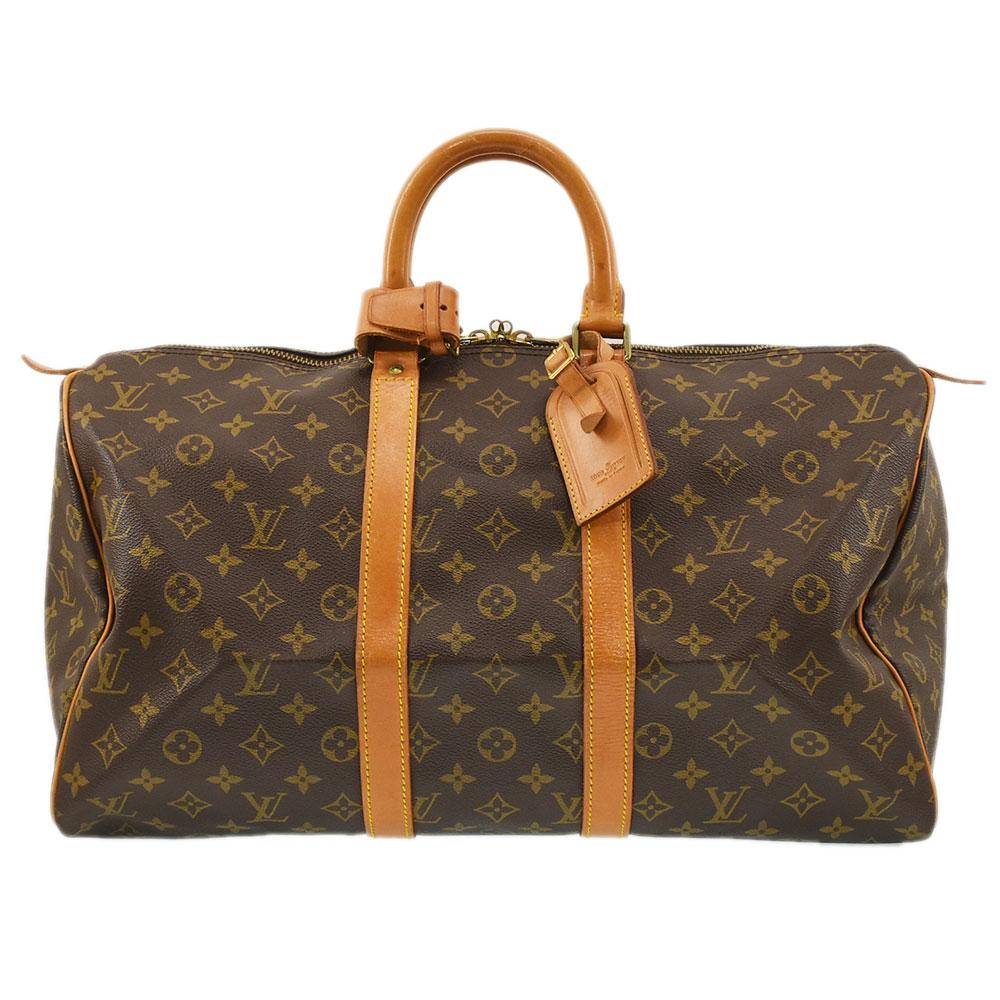 男女兼用バッグ, ボストンバッグ LOUIS VUITTON 45 M41428
