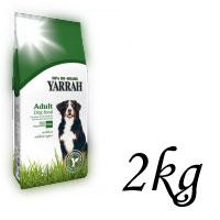 ヤラー YARRAH ベジタリアンドッグフード 2kg(肉アレルギー犬・肥満傾向犬用) 4937406763023
