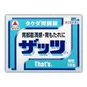【第2類医薬品】 ザッツ 18包 4987123135382...