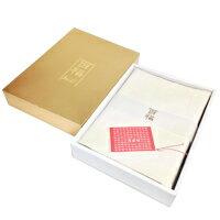 【送料無料】 百福シーツ 純白 セミダブルサイズ【お取寄品】2901000005324