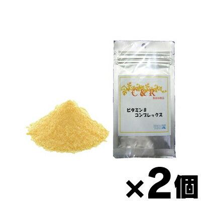【送料無料!】C&R ビタミンBコンプレックス L 115g×2個 (旧SGJ ビタミンBコンプレックス) 4580375300555*2