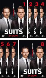全巻セット【中古】DVD▼SUITS スーツ シーズン4(8枚セット)第1話〜第16話 最終▽レンタル落ち 海外ドラマ