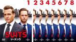 全巻セット【中古】DVD▼SUITS スーツ シーズン5(8枚セット)第1話〜第16話 最終▽レンタル落ち 海外ドラマ