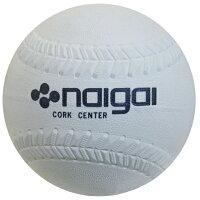 内外ゴムソフトボール検定球2号(1箱6球入り)NAIGAI-soft2-6【02P05Nov16】【RCP】
