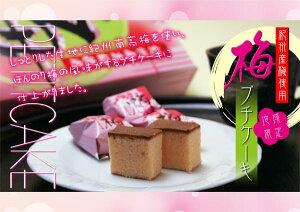 和菓山スイーツ南高梅プチケーキ 28個入